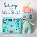 Scrump from Lilo & Stitch pattern