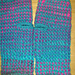 Tunisian Crochet Fingerless Mittens pattern