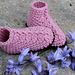 Baby Booties and Mary Jane Shoes pattern