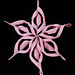 3d Christmas Decoration and Snowflake Centrepiece pattern