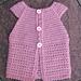 Waistcoat for Children pattern