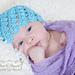 Hat and Bonnet Jasmine Stitch pattern
