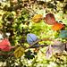 Felted Leaf pattern