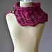 Sweetie Cowl pattern