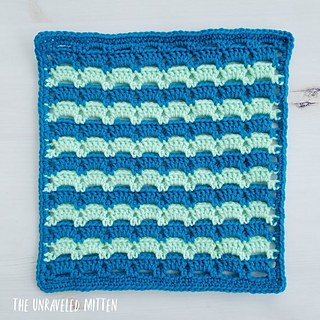 Block #3: Boxed Block Stitch