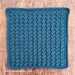 Sedge Stitch Square pattern