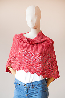 Dress it up or down as you step out in this poncho
