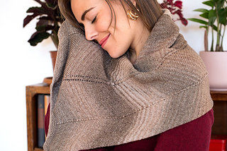 Delight in the softness of Monokrom Fingering as it flows off your needles to create a beautiful piece of wearable art.