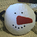 Snowman Pillow pattern