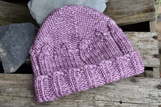 Cuddly Cat Hat by Marna Gilligan