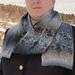 Hrívë scarf pattern