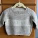 Calvin Sweater (Child) pattern