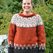 The Outdoor Sweater / Utegenseren pattern
