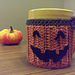 Pumpkin Mug Cozy pattern