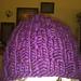 Plum whimsy Hat pattern