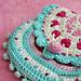 Hearts purse pattern