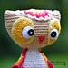 Baby Owl Emma pattern
