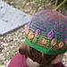 Flores Hat pattern