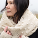 Snowberry Wrap and Cowl pattern