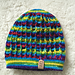 Hogback hat pattern