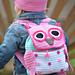 Owl Adventure Backpack pattern