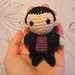 Chibi Ninth Doctor pattern