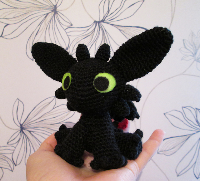 Ravelry: Playing Cats Amigurumi pattern by J.A. Poolvos | 580x640