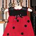 Ladybug Dress and Hat pattern