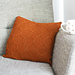 Honeycomb Cushion Cover pattern