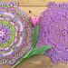 Princess Mandala pattern