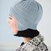 #13 Strata Hat pattern