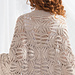 #01 Lace Cocoon Cardi-Spanish Lace Cocoon pattern