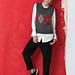 #07 Argyle Vest pattern