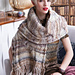 #20 Rectangular Shawl pattern