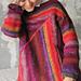 #24 Asymmetrical Pullover pattern