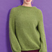 #14 Yoke Pattern Pullover pattern