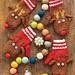 #21 Reindeer Mittens pattern