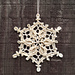Winter Realm Snowflake pattern