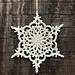 Wispvale Snowflake pattern