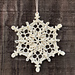 Winter Dream Snowflake pattern