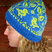Birds on the Leaves Hat pattern