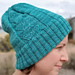 Ordered Chaos Beanie pattern