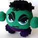 Incredi-Ball (Hulk Inspired) pattern