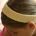 Easy Headband Project pattern