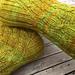 Broken Twist Socks pattern