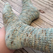 Roman Architecture Socks pattern