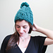 Chunky Cabled Hat (with video tutorial) pattern