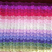 Sweet Pea Blanket CAL pattern