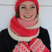 Charm of Finches Cowl pattern