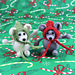 Wickedly Merry Mouse Christmas Ornament pattern